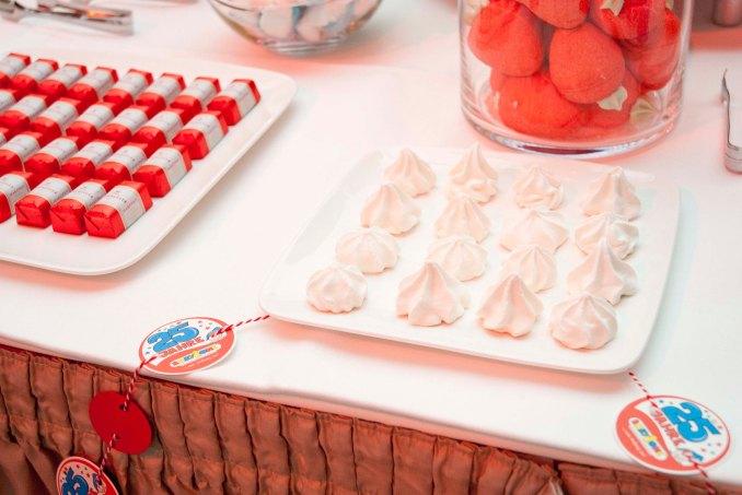 Rot und Weiß